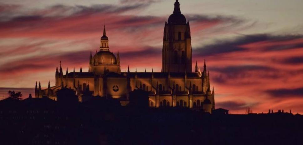 Las imágenes más espectaculares de la Dama de las Catedrales