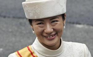 Masako se siente «insegura»