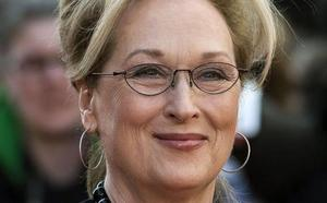 Meryl Streep va a ser abuela
