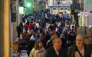 El número de defunciones ya duplica al de nacimientos en Salamanca