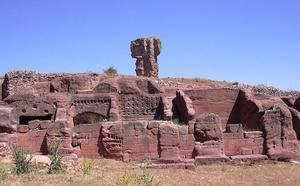 La Junta mejora los accesos y la seguridad del itinerario del acueducto de Tiermes, en Soria