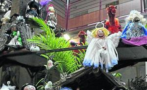 Más de 80 belenes compiten en el concurso de la Diputación