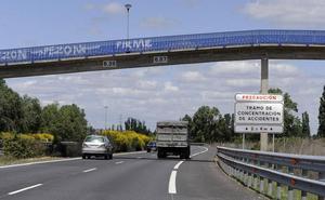 Detenidos tres portugueses en Becilla al ser interceptados con un camión robado en Francia