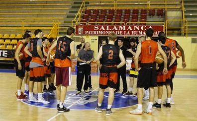 La Antigua CB Tormes, casi ante su primera final ante el colista Círculo Gijón