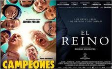 El actor leonés Jesús Vidal y el montador soriano Alberto del Campo representarán a Castilla y León en los XXXIII Premios Goya