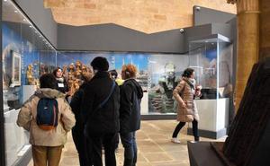 4.200 visitas en los centros turísticos de Palencia durante el puente