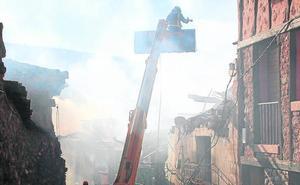 Francisco Vázquez descarta crear un parque de bomberos comarcal: «No es viable»