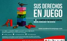 Cruz Roja Juventud en Valladolid celebra el viernes una gala para comprar juguetes a los niños más desfavorecidos