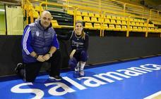 Xargay: «Volver es especial, aquí crecí y me formé, Salamanca es mi segunda casa»