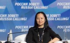 Un tribunal canadiense concede la libertad bajo fianza a la directora financiera de Huawei