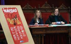 Un concierto y 22 actuaciones centran el programa de Navidad de la Diputación de Palencia