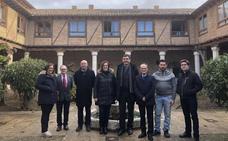 La Residencia de Mayores San Marcos de Paredes de Nava mejora su accesibilidad