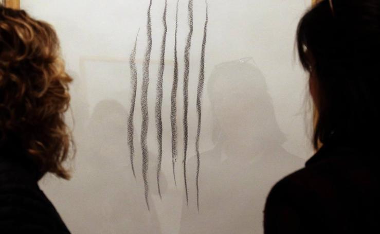 Exposición del artista vallisoletano Rafael Vega en el Patio Herreriano