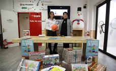 Cruz Roja repartirá juguetes a 620 niños de familias sin recursos de Salamanca