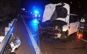 Condenado a cuatro años por la muerte de un matrimonio y su hijo en un accidente en Tordesillas