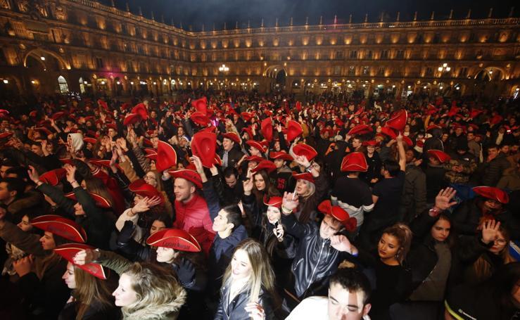 El Año Nuevo Universitario calienta motores en Salamanca