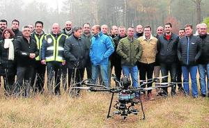Drones que salvarán vidas