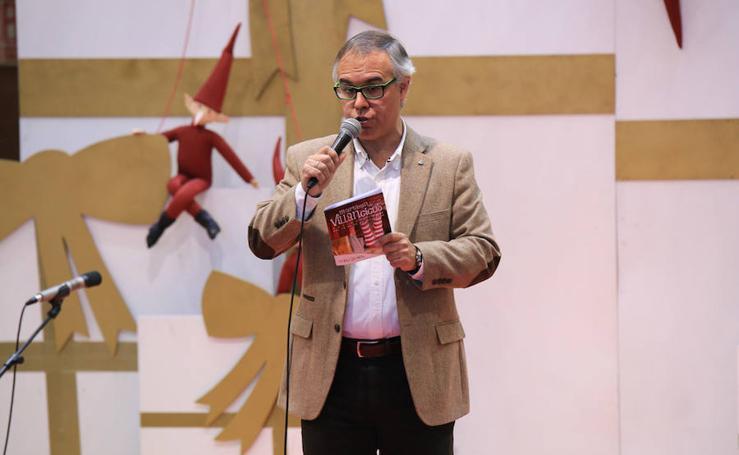 Primera jornada del certamen de villancicos del CC El Tormes