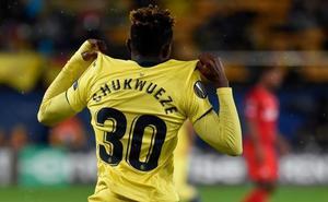 Chukweze allana el camino continental del Villarreal