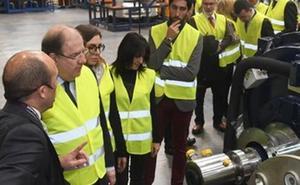Herrera asegura que Castilla y León «tiene muy clara su apuesta por reforzar su industria»