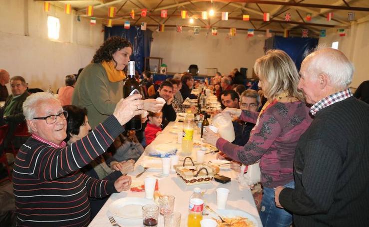 Fiesta de Santa Bárbara en Hérmedes de Cerrato