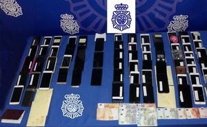 El Fin de Año Universitario se salda con 11 detenciones por hurtos, tráfico de drogas y atentado a agentes de la autoridad