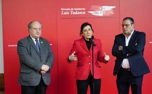 La Escuela de Gobierno Luis Tudanca quiere mostrar «la unidad y la fortaleza» del PSOE