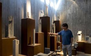 Morille abre el proyecto de apadrinamiento de obras de Ángel Mateos
