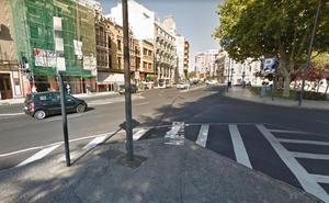 Herida una niña de 13 años atropellada por una furgoneta en Zamora