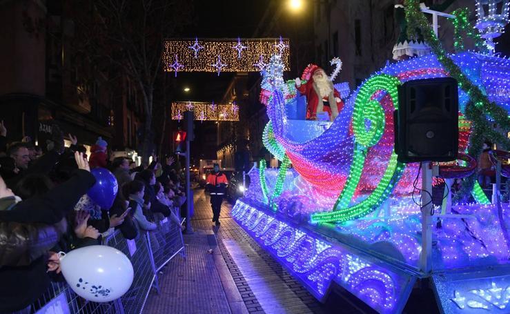 'Cabalgaza' de Navidad en Valladolid