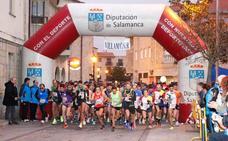 La Carrera Navideña de Villamayor abre con éxito las pruebas festivas salmantinas