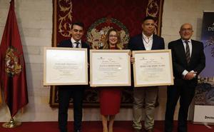 Ronaldo Nazário, Almudena Alberca y Pedro Ruiz Aragoneses, distinguidos como Alcaides de Honor 2018 del Museo del Vino