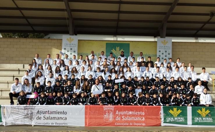 Presentación del Caja Rural Atlético Salamanca