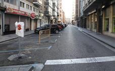 Los detenidos por agresión en Palencia golpearon a sus víctimas con una señal de tráfico