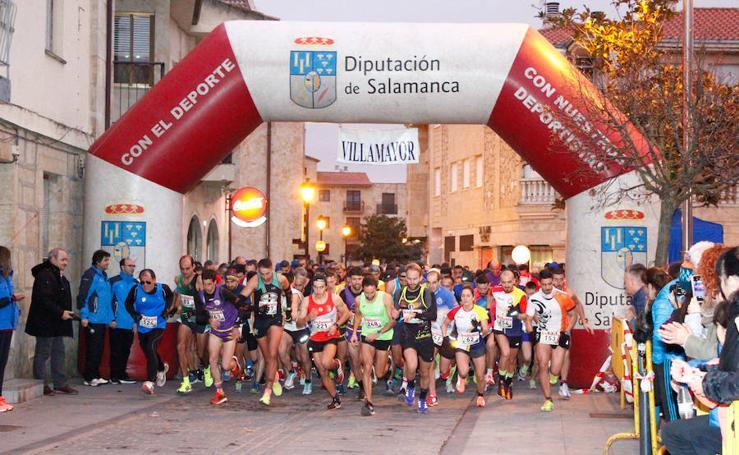 Carrera Navideña Villamayor 2018