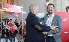 Tudanca afirma que quiere ser el «alcalde de todos los castellanos y leoneses»