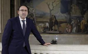 Alfonso Polanco: «Si no hay presupuesto, la oposición será responsable de perder 2,5 millones»