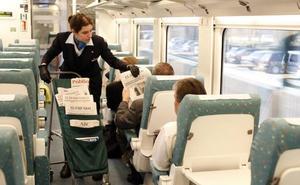 La Navidad comienza con huelga en el tren