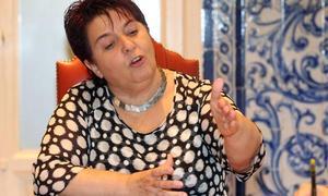 Clara Luquero: «Es prematuro hablar de si dimitiría en caso de perder, creo que seremos los más votados»