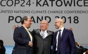 La CE califica de «equilibrado» el acuerdo de la cumbre del clima de Katowice