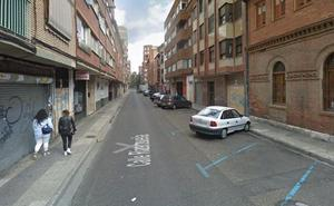 Un joven de 21 años resulta herido por arma blanca en Palencia