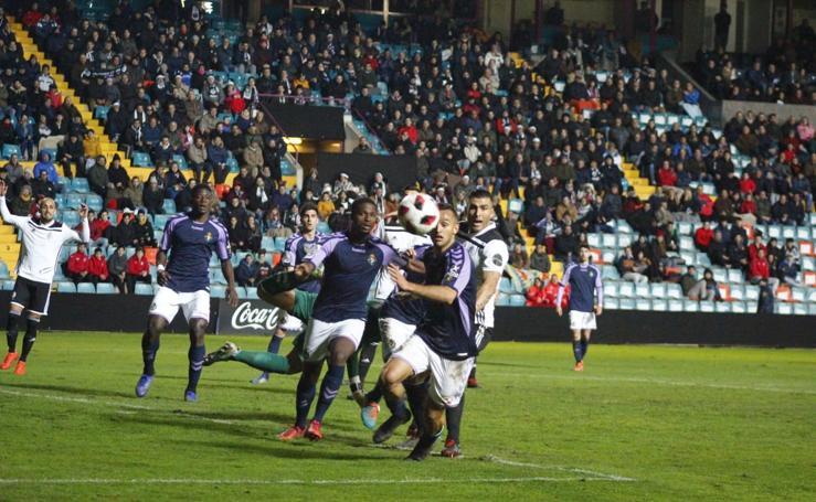 Salamanca CF - Valladolid B