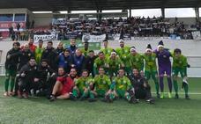 Unionistas se exhibe en San Sebastián de los Reyes en su tercera victoria seguida fuera (1-2)