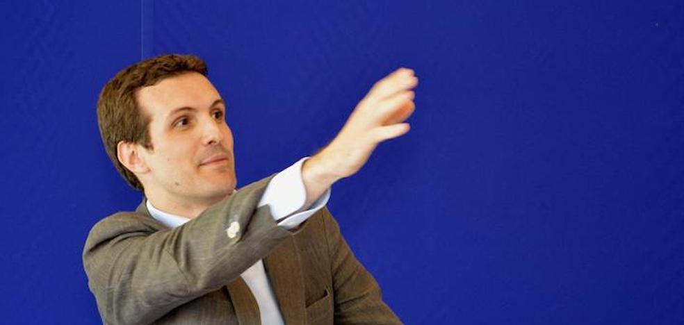 Pablo Casado presidirá un acto público del Partido Popular en Palencia este sábado