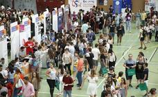 La USAL mantiene su atractivo con un 34% de sus alumnos de fuera de Castilla y León