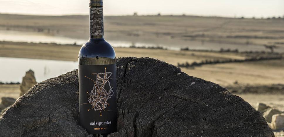 Un vino de la DO Arribes rinde homenaje al desaparacido pueblo del sayago Argusino