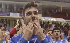 Abel Serdio, del Recoletas Atlético Valladolid, convocado de nuevo para la selección española