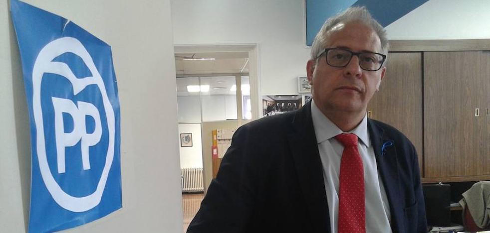 Bermejo deja en manos de la dirección del PP su candidatura en Valladolid