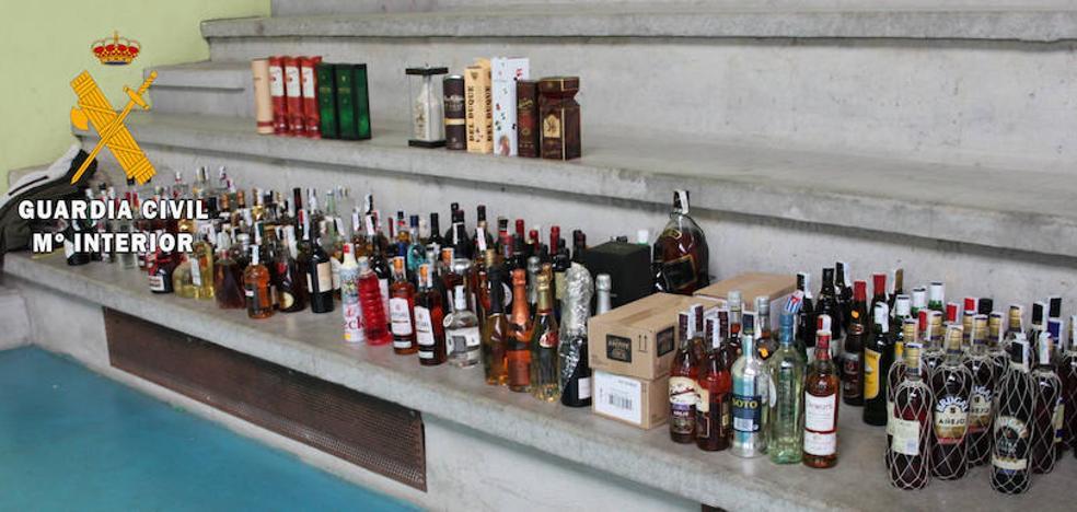Cuatro detenidos por comprar bebidas y alimentos robados en polígonos de Salamanca, Valladolid y Palencia, entre otras ciudades