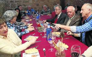 Palencia mantiene viva la tradición de las comidas de Navidad